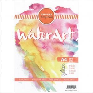 WaterArt-aquarelpapier-300-gram-A4